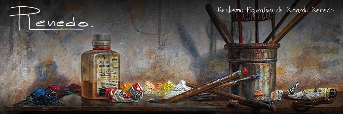 Ricardo Renedo - Realismo Figurativo