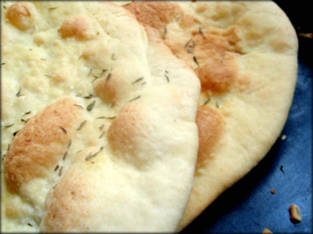 chlebek naan, chleb naan