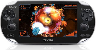 Playstation Vita 3G Specs