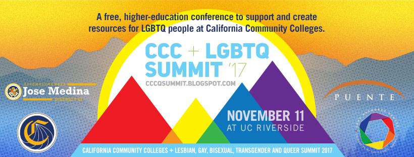 CCC + LGBTQ Summit
