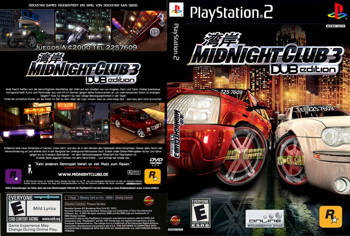 coins torrent midnight club 3 dub edition remix ntscuc