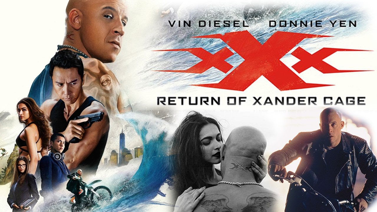 xXx: Return of Xander Cage [xXx: O Regresso de Xander Cage]