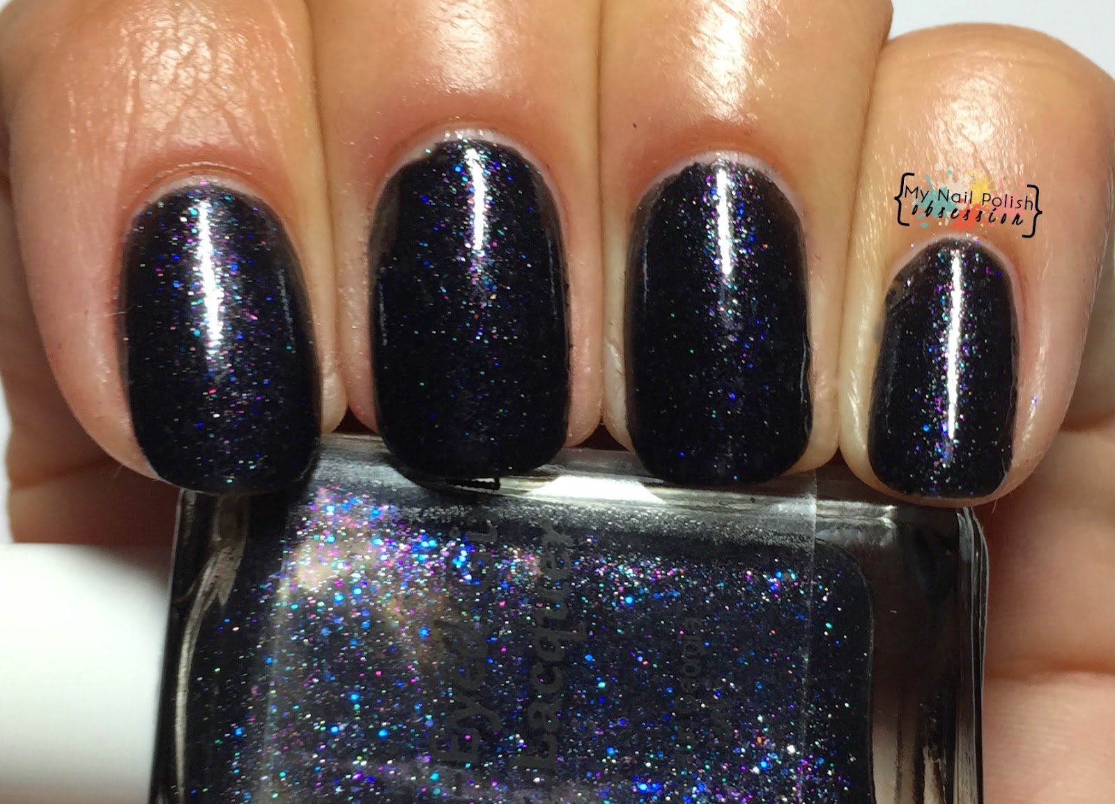 Blue Eyed Girl Lacquer Siren Noir
