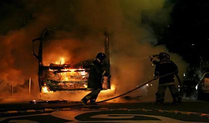 Brasil: Número de mortos em São Salvador sobe para 29