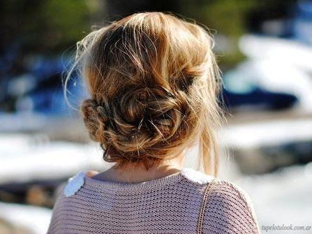 peinados 2014 recogidos