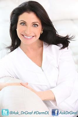 Ask Dr. Graf, Dr. Jeannette Graf, #DermDL