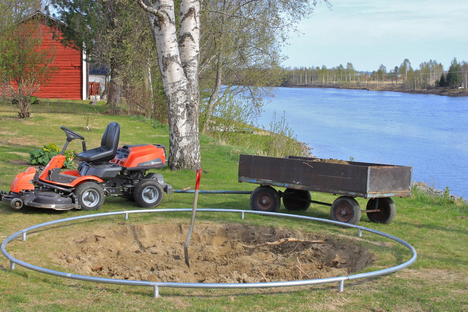 Inredning dräneringsrör : It's a house - en av Sveriges största inredningsbloggar: Gräv ner ...