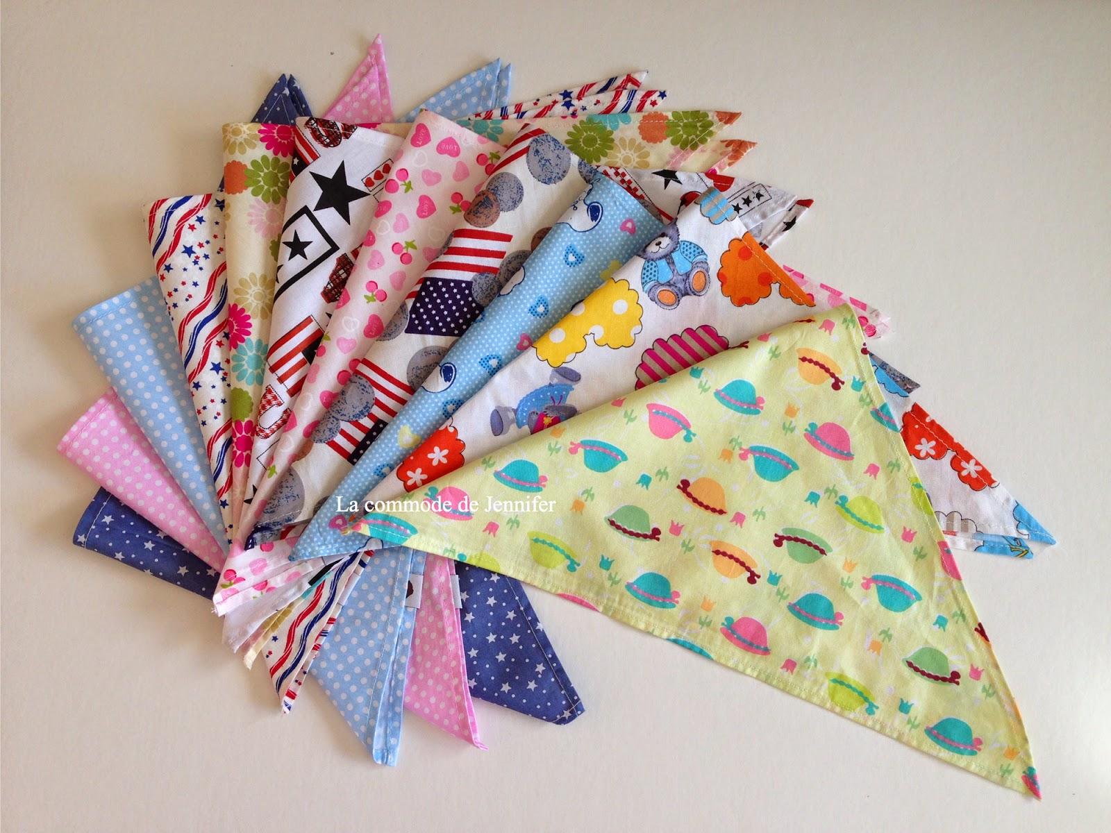 bandana triangle pour b b coton bandeau foulard serieb enfant fille gar on. Black Bedroom Furniture Sets. Home Design Ideas