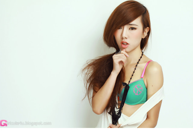 1 Wanni - LEt's move-Very cute asian girl - girlcute4u.blogspot.com