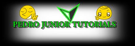 Pedro Junior Tutorials - Tutoriais De Qualidade Ta Aqui