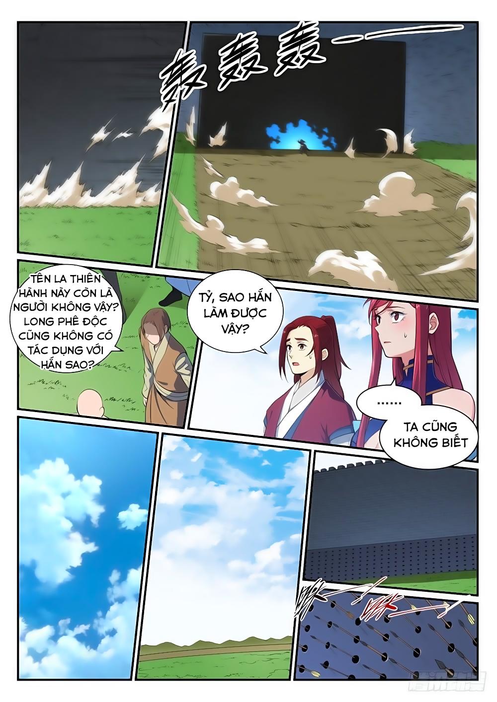 Bách Luyện Thành Thần Chap 402 Trang 7