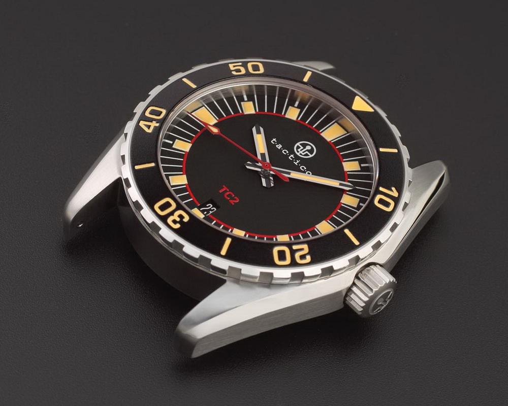Prensa tactico tc2 en oceanic time divers relojes de buceo - Oceanic dive watch ...