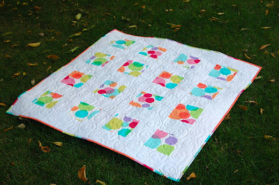 Free Quilt Pattern - Baby Magic - Jeanne Rae Crafts