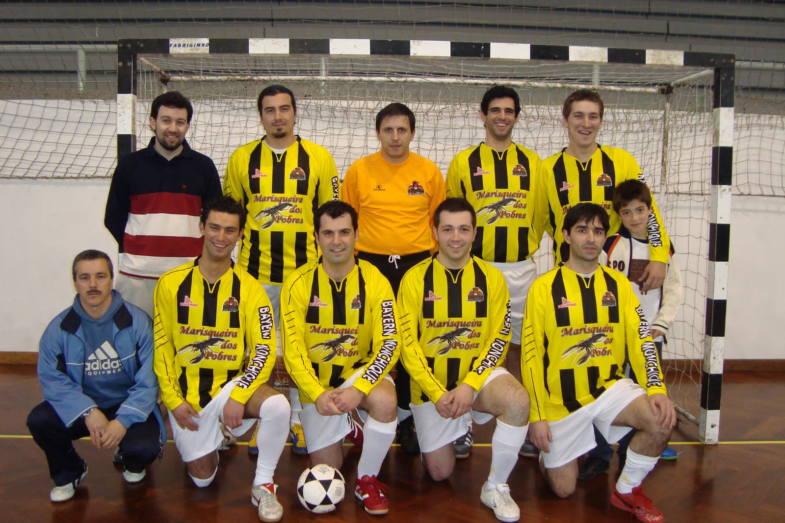 VENCEDOR DA TAÇA FutBaliense 2008/09