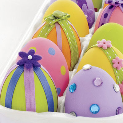 Craft Ideas  Adults on Attention 2 Detail  Easter Crafts  Adult Easter Eggs
