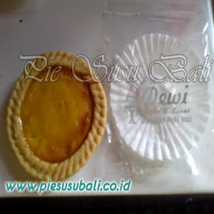 Resep Pie susu Khas Bali