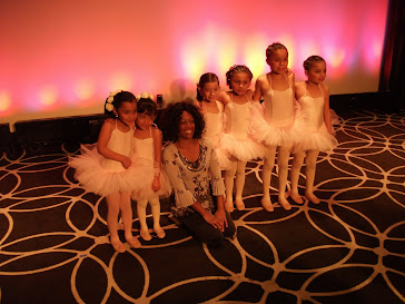 Little Ones Dance Group with Ms. Shakur, MA