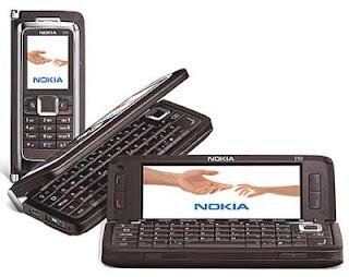 spesifikasi dan info harga hp nokia e90 communicator fitur utama