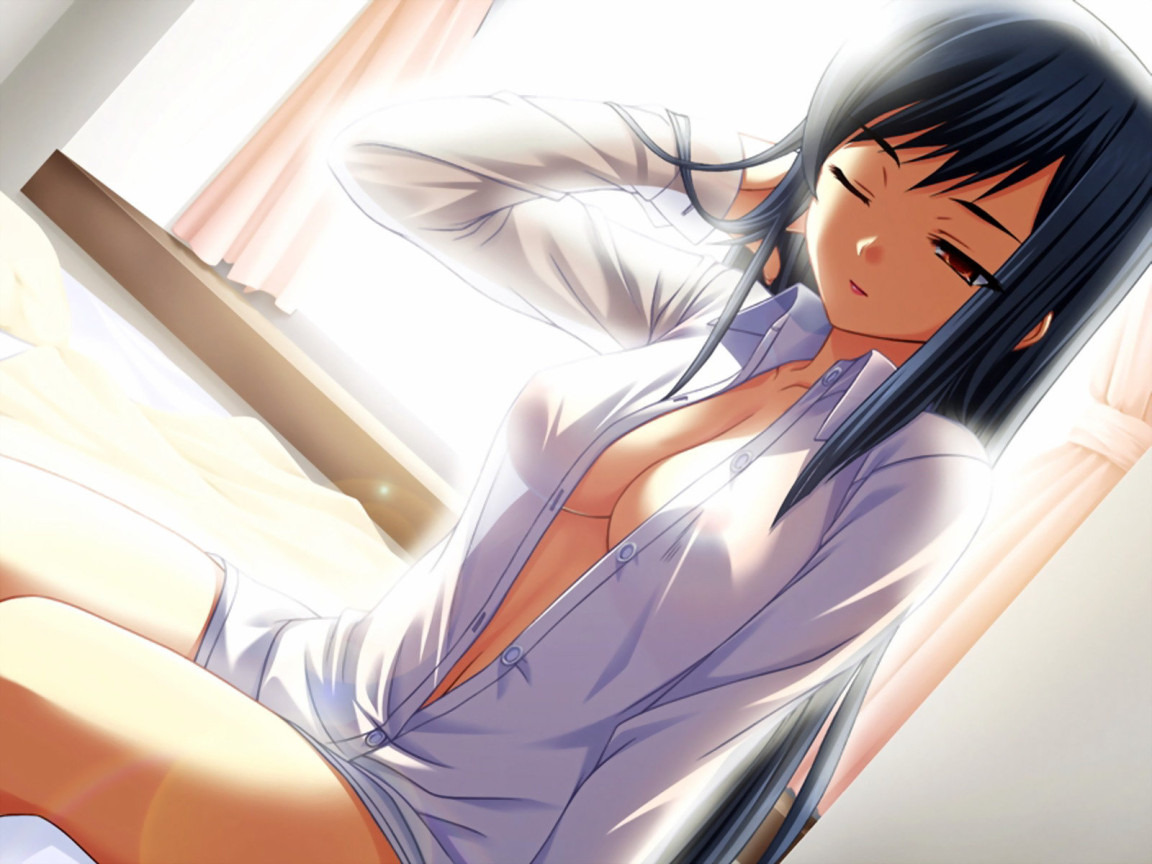 Sexy naked anime girls images 87