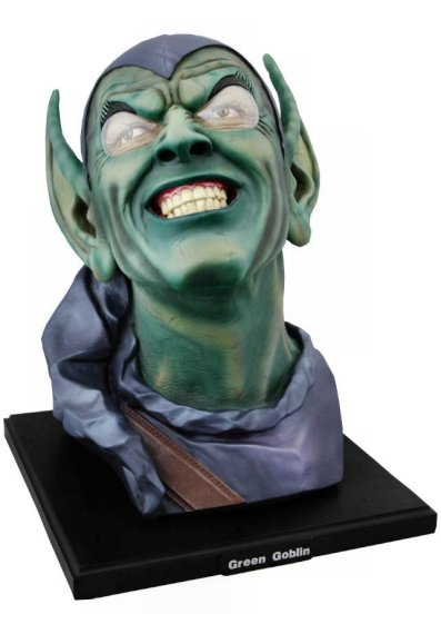 Green Goblin Picture
