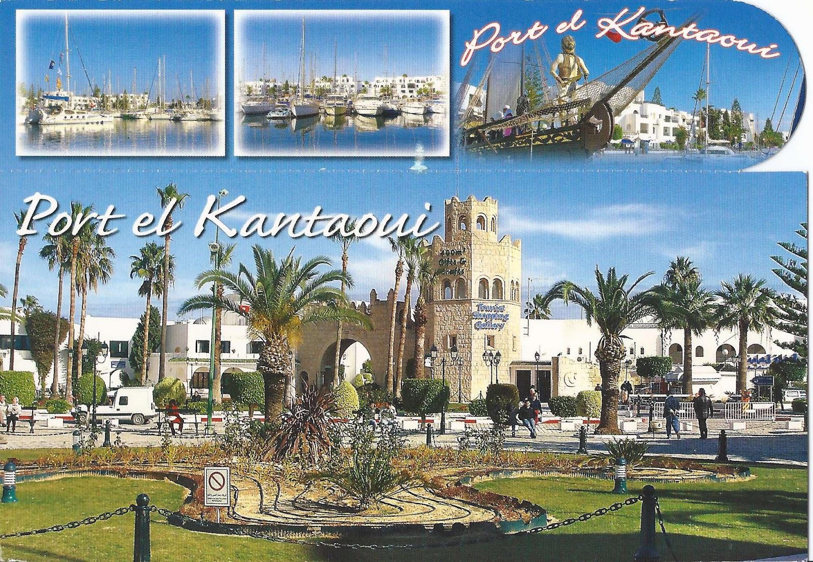Port El Kantaoui Tunisia  City new picture : Journey of Postcards: Port el Kantaoui, Tunisia