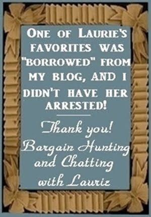 "CLICK HERE FOR A LIST OF BLOGGERS WHO ""ALLOWED"" ME TO ""BORROW"" A PHOTO"