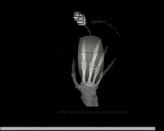 Free Download Digital Addicted Xray Hand Wallpapers