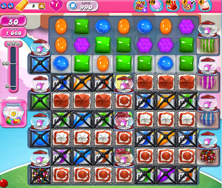 Candy Crush Saga 990