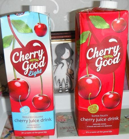 Madhouse Family Reviews !: Cherry Good cherry juice drinks review