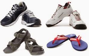 Minimum 50% off on Reebok, Adidas, Fila, Yonex & more Footwear @ Flipkart (Limited Period Offer)