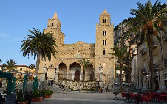 Dom von Cefalu UNESCO Weltkulturerbe