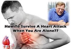 Πώς να επιβιώσετε από καρδιακή προσβολή όταν είστε μόνοι;Κοινοποιήστε το παντού θα σώσετε ζωές ! !