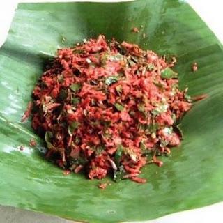 Info Makanan Aneh di Indonesia