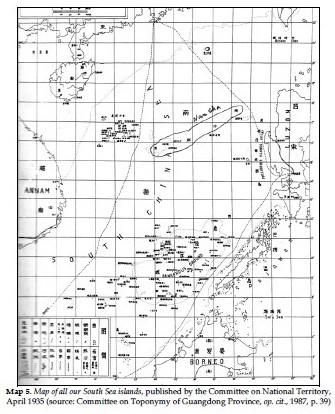 South China Sea Ang Islang Kinamkam Ng