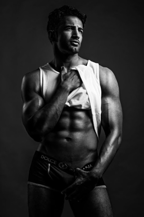 Upen Patel by Specular