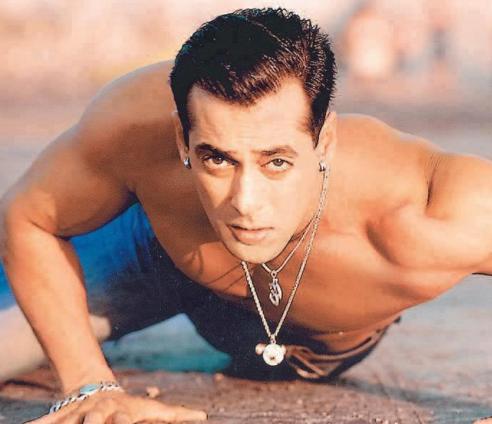 Abhineta or Actor Salmaan Khaan