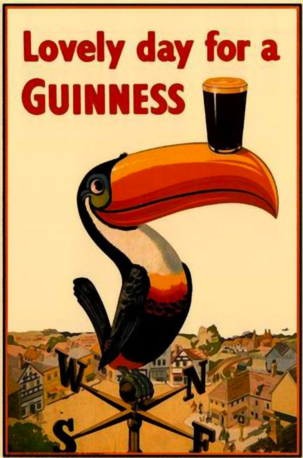 Artbyjean vintage clip art guiness extra stout for Posters art prints