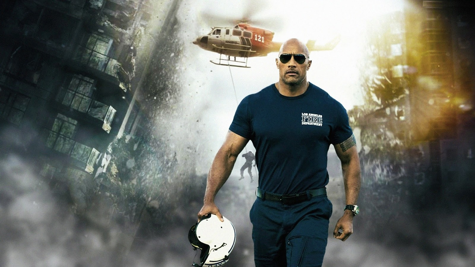 dwayne johnson google