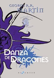 Danza de dragones de George R.R.Martin