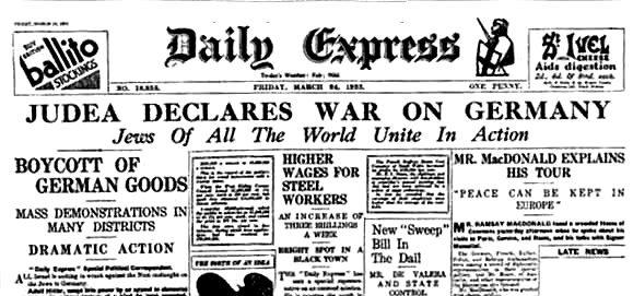 jews lasted jews war germany economic boycott lasted 11 years