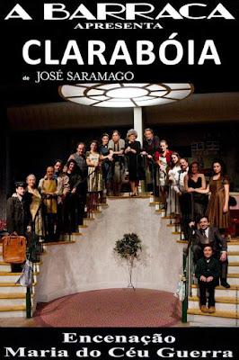 Teatro a Barrava - A Claraboia ´Jose Saramago