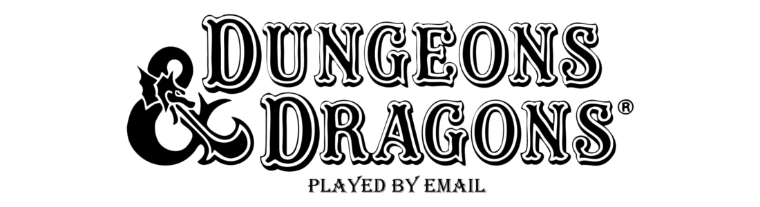 D&D PLAYED BY EMAIL