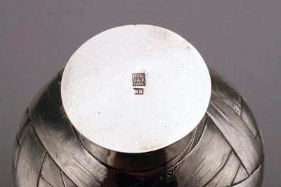 Russian silver hallmarks
