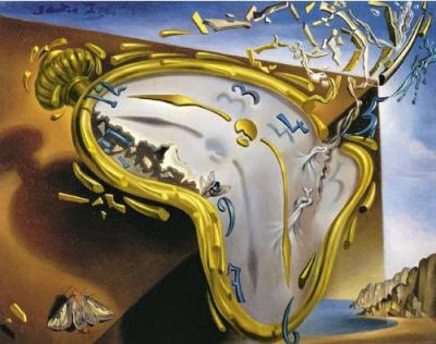 Galería de Salvador Dalí [¡Actualizado! ] Salvador-dali-montre-molle-au-moment-150203