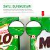 Cara Mudah Mengenalpasti Pek Bungkusan Milo Asli & Milo Tiruan