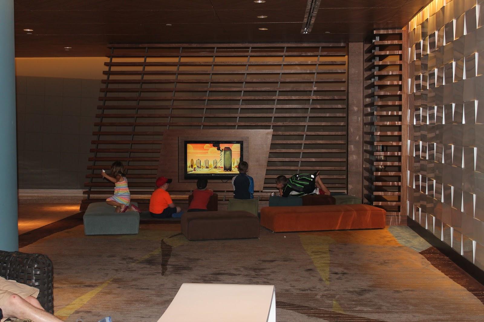Saving for a Dream: Hotel Review: Disney\'s Contemporary Resort