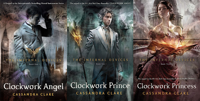 the infernal devices cassandra clare