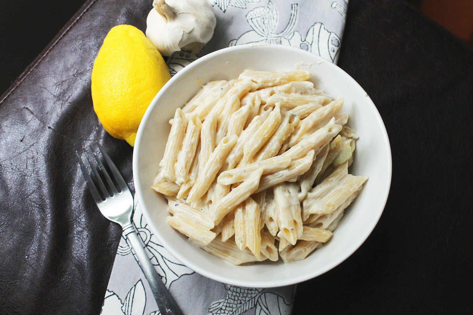 Two Recipes: Baked Penne in Gorgonzola Cream Sauce