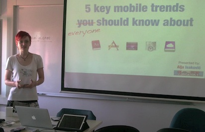 5 key mobile trends you should know about [Lecture]