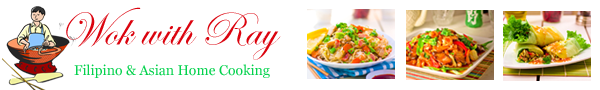 wok with ray asian recipes banner